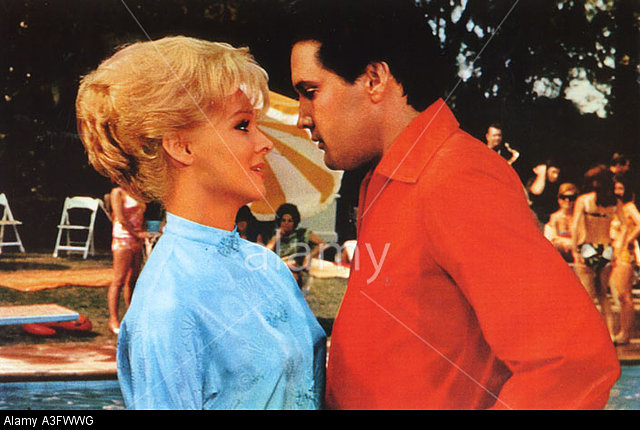 SPINOUT  1966 MGM film with Elvis Presley and Diane McBain