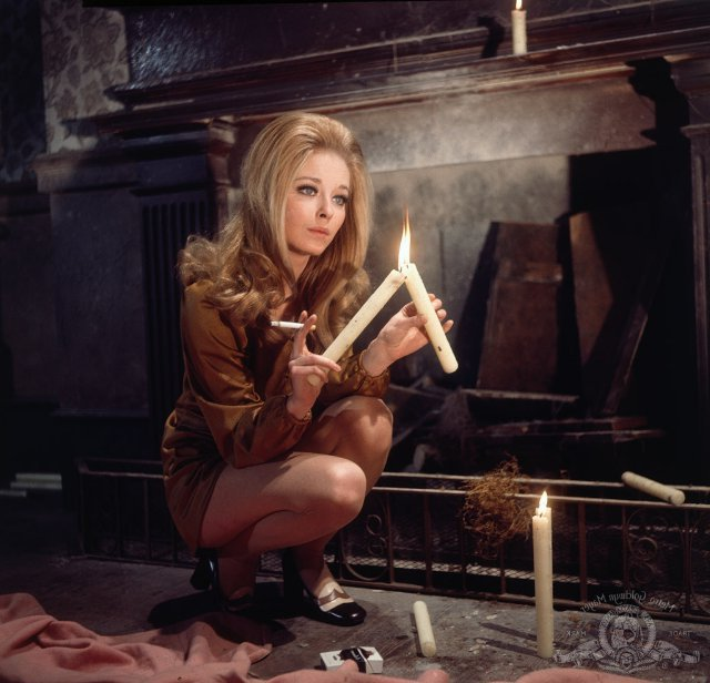 jill haworth biography